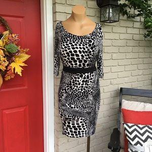 Tracy Reese Dresses & Skirts - Leopard cheetah print sexy yet classy dress