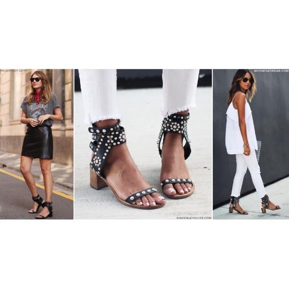 9c81d969c407 Isabel Marant Shoes - ISABEL MARANT Carol Elvis Sandals