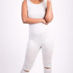 Pants - Cotton jumpsuit