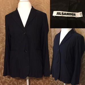 Jil Sander Other - Jil Sander black lightweight 2 button SUIT