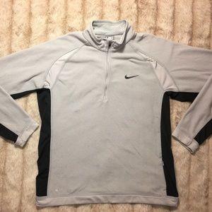 Nike Jackets & Blazers - Nike Fit Zip Up Fleece Athletic Jacket x Sweater