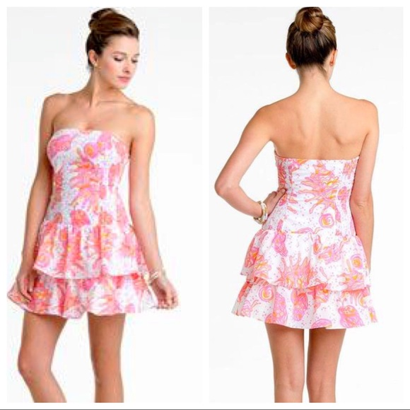 Lilly Pulitzer Dresses & Skirts - Lilly Pulitzer Elinor dress