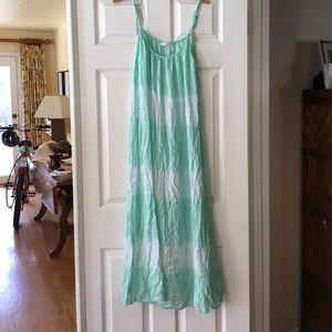 Calypso St. Barth Dresses & Skirts - Bu tiki Maui dress watercolor size S/M summer