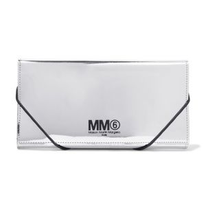 Maison Martin Margiela Handbags - MM6 Faux Metallic Patent Leather Wallet