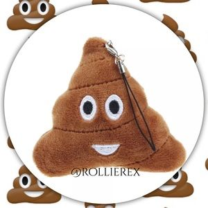 Accessories - Emoji Poop 💩 Keychain