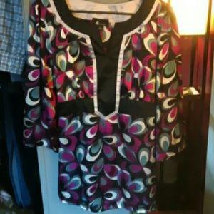 AB Studio Tops - AB studio satin blouse