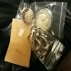 Other - Collector coins and Silver bar .whom fine silver
