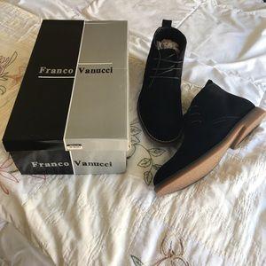 Franco Vanucci Other - Franco Vanucci Men's Chukka Boot Vegan