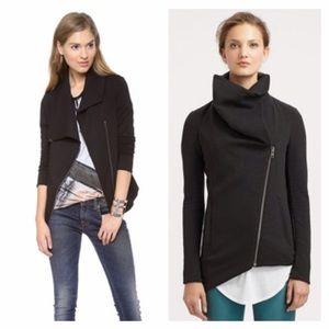 Helmut Lang Jackets & Blazers - Helmut Lang Jersey Jacket