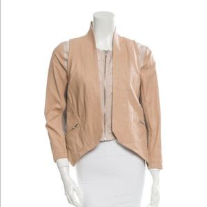 Cut25 by Yigal Azrouel Jackets & Blazers - NWT Cut25 leather jacket