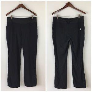 Mountain Hard Wear Pants - Mountain Hard Wear Dynama Black Pants