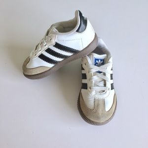 Adidas Other - Toddler Adidas Samba Shoes