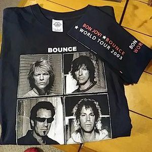 Bon Jovi Bounce Tour T-Shirt