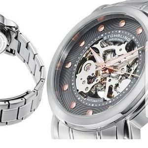 Stuhrling Original Other - Stuhrling Original Men's?Legacy Skeleton Watch
