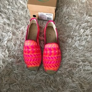 Soludos Shoes - NWT Soludos summer flat size 8