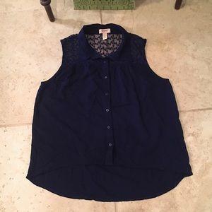Arizona Jean Company Tops - EUC Arizona Sleeveless Blouse