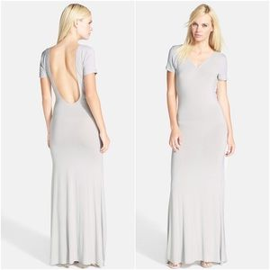 NWT L is for Lover Via Maxi Dress