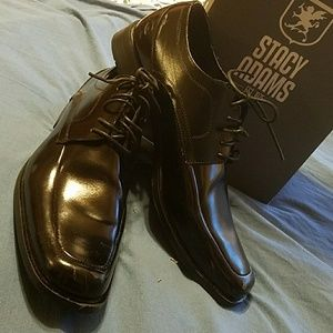 Stacy Adams Other - Men's Stacey Adams 'Calhoun Black' Patent Shoes