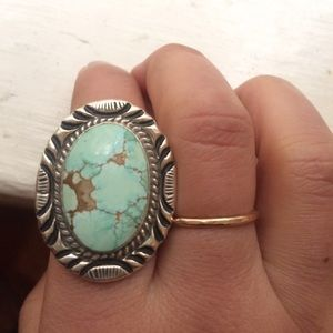 Spell & The Gypsy Collective Jewelry - Robin's Egg Blue Turquoise Ring