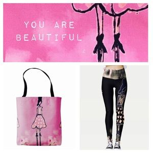 Barella Girl Other - You are beautiful bundle for beautiful Joy