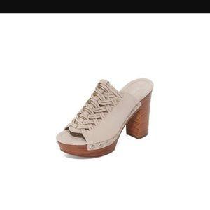 Michael Kors Shoes - Brand New Michael Kors Mule Wedges