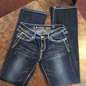 L.A. idol Denim - L.A. Idol $15 when bundled w/ 3 or more jeans