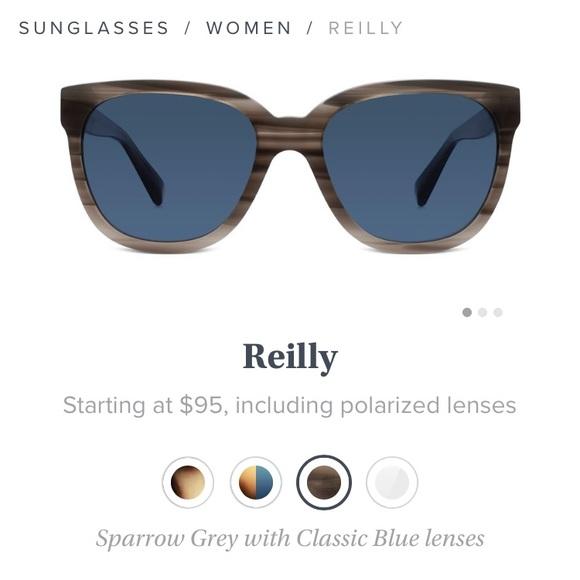 8bd0f38f16 Warby Parker Reilly sunglasses. M 58f0179cb4188ec61301b7eb