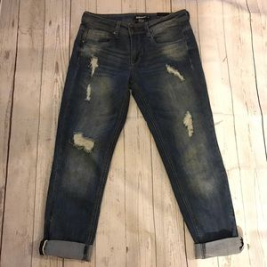 Dollhouse Denim - Ripped Jeans