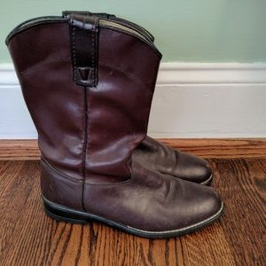 Brown Texas Boots