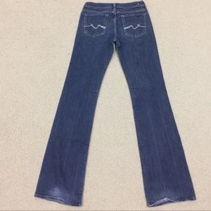 🎈7 For All Mankind boot cut 28