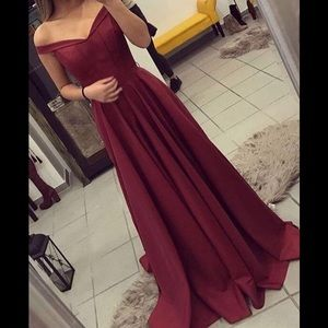 Dresses & Skirts - SOLD - BRAND NEW Prom Dress strapless