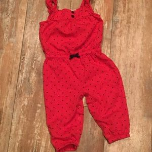 Carter's Other - SALE‼️Carter's 12 month girls one piece