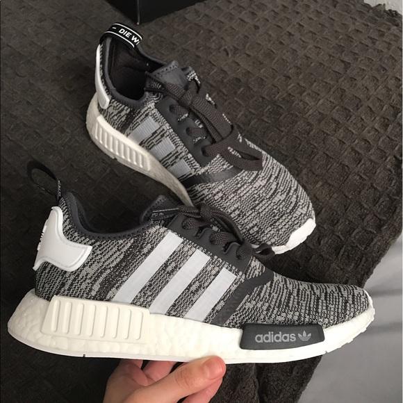 fa23c54120e3a ... 50% off adidas nmd r1 midnight grey white 0818f 6531c