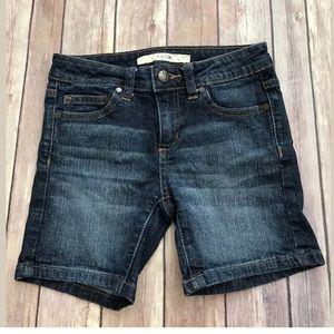 Girls joes jeans shorts Bermuda size 8