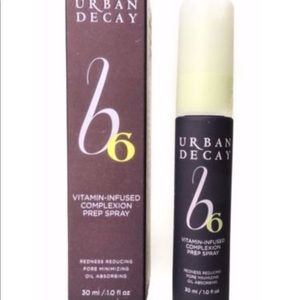 Urban Decay Other - Urban Decay vitamin b6 infused complexion spray
