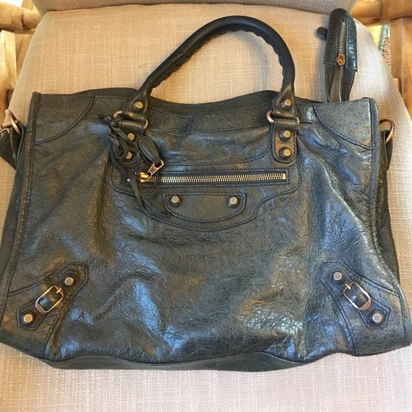 balenciaga giant 12 city bag