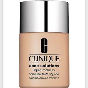 Clinique Other - 🎉🎉 REDUCED Clinique acne solutions liquid makeup