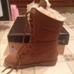 BearPaw Shoes - Brand new Bearpaw Karen boots