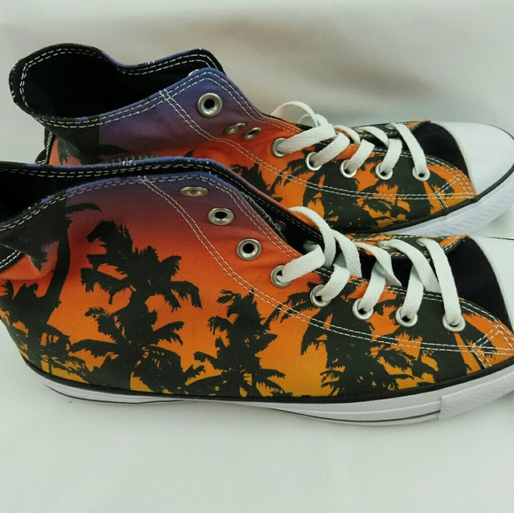 Converse Shoes   Converse CTAS HI Santa Monica Palm Treeu0027s, ...