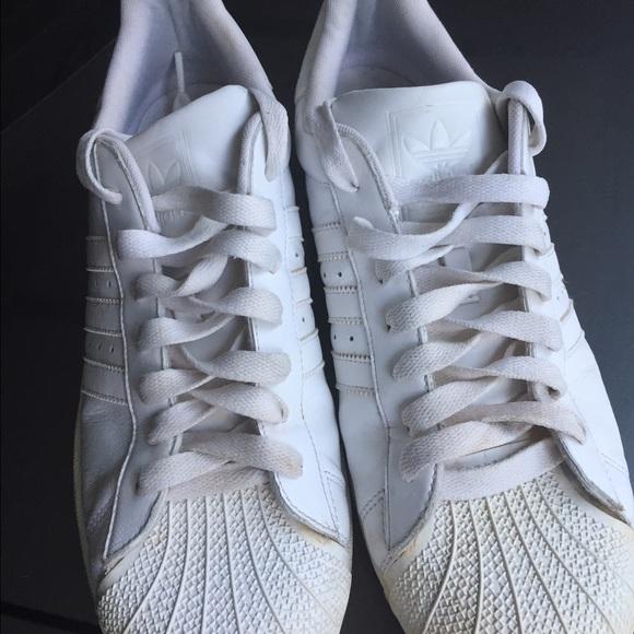 Adidas zapatos zapato Toe zapatilla poshmark