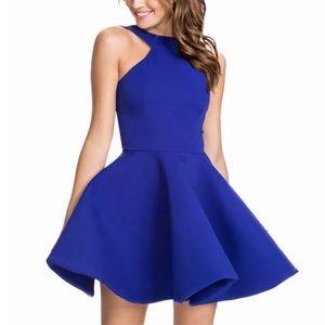 Dresses & Skirts - Halter Off Shoulder Sleeveless Dress