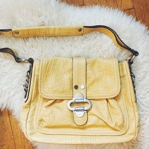 B Makowsky Handbags - B Makowsky Leather Bag