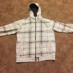 QuickSilver Other - QuickSilver zip up hoodie