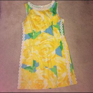 Lilly Pulitzer Dresses & Skirts - Lilly Pulitzer First impressions Sunglow Yellow