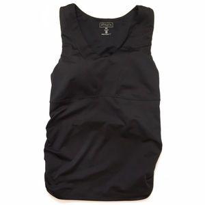Athleta Tops - Athleta black workout tank with built-in bra
