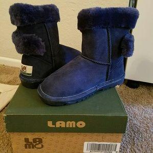 Lamo Shoes - Lamo Sheepskin boots