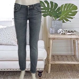 7 For All Mankind Denim - 7 For All Mankind Skinny Boyfriend Jeans