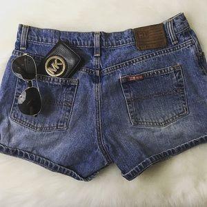 Polo by Ralph Lauren Pants - Vintage Polo Ralph Lauren Denim Shorts, Size 6