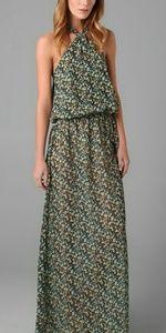 Karen Zambos Dresses & Skirts - Karen Zambia Gemma Maxi Dress EUC P/S