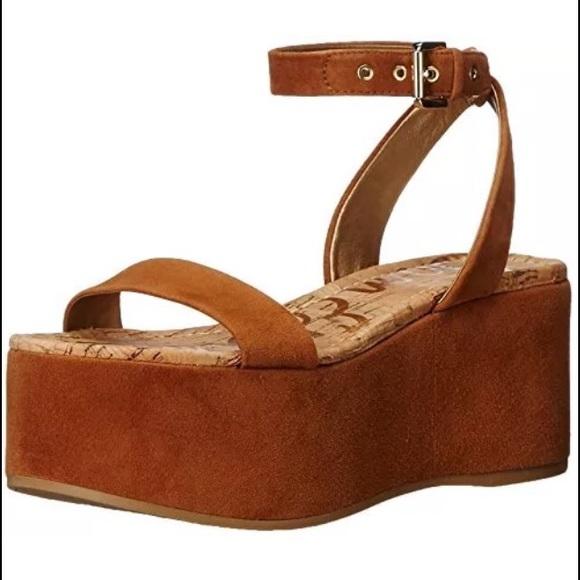 14dc758ecc0 Sam Edelman Henley Platform Sandals